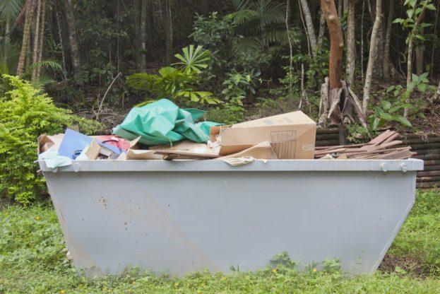 Residential dumpster rental in Ontario, CA